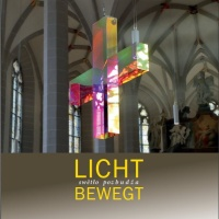 """Neu erschienen: das Buch """"Licht bewegt"""" blickt auf das gleichnamige Bautzener Kunstprojekt zurück. © Verlag Fabian Hille, Dresden"""