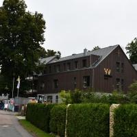 Das Winfriedhaus. © Elisabeth Meuser