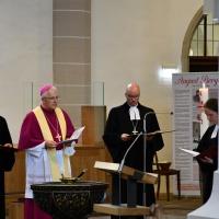 Den St. Petri-Dom der Stadt nutzen evangelische und katholische Christen gemeinsam.
