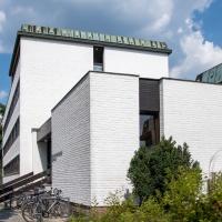 Der Gebäudekomplex im Dresdner Stadtteil Blasewitz stammt aus dem Jahr 1978. © Andreas Gäbler