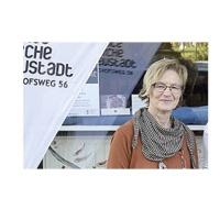 Rebekka-Chiara Hengge wirkte seit 2014 als Gemeindereferentin in Dresden und engagierte sich unter anderem intensiv für die Bunte Kirche Neustadt. © Tag des Herrn / Dorothee Wanzek