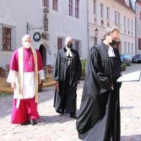 Einzug der Bischöfe © Andreas Golinski