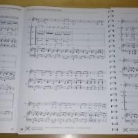 Latin-Messe-Partitur