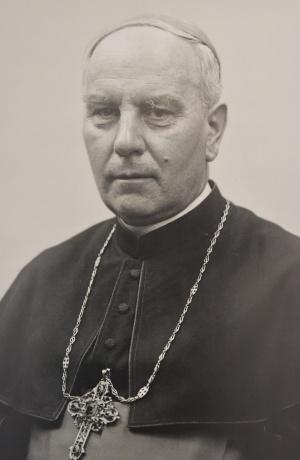 Bischof Dr. Conrad Gröber