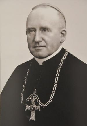 Bischof Dr. Petrus Legge