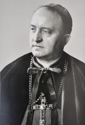 Bischof Dr. Christian Schreiber