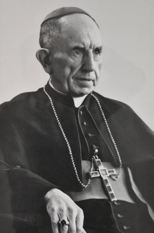 Bischof Heinrich Wienken