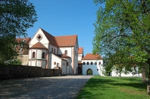Basilika in Wechselburg