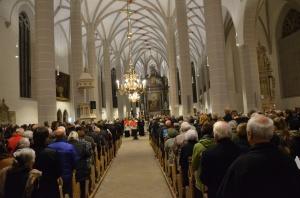 Blick in den Bautzener St. Petri-Dom. © Foto: Michael Baudisch