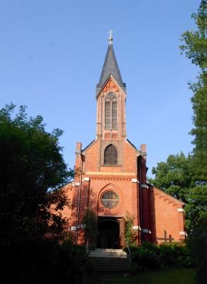 Filialkirche Klingenthal (Pfarrei Falkenstein/V.)