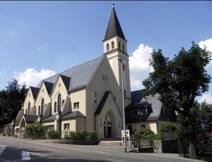 Pfarrkirche Aue