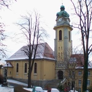 Pfarrkirche Auerbach