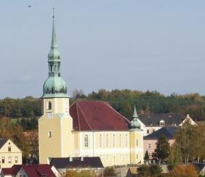 Pfarrkirche Crostwitz