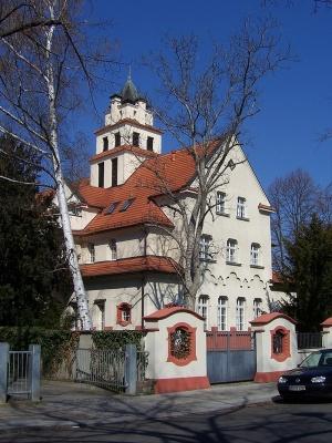 Pfarrkirche Dresden-Plauen