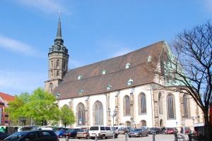 Der Bautzener Dom ist die älteste Simultankirche Deutschlands und Konkathedrale des Bistums Dresden-Meißen.