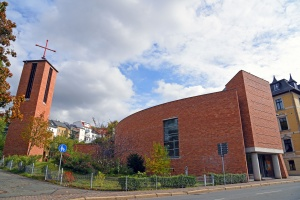 Pfarrkirche Gera