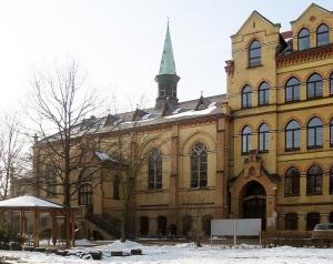 Pfarrkirche Leipzig-Reudnitz