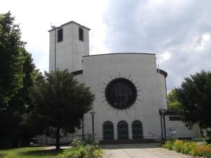 Pfarrkirche Leipzig-Connewitz