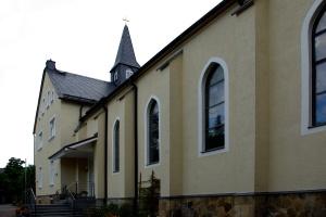 Pfarrkirche Marienberg
