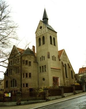 Pfarrkirche Mittweida