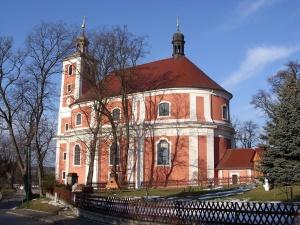 Pfarrkirche Nebelschütz