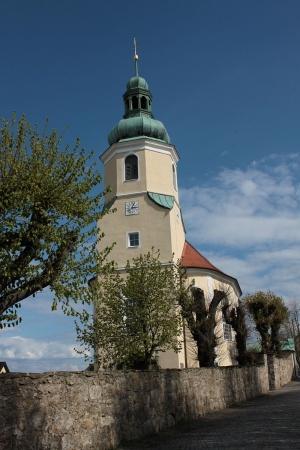 Pfarrkirche Ostro