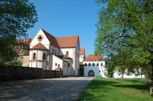 Basilika, Pfarr- und Klosterkirche Wechselburg