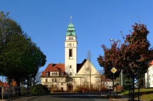 Pfarrkirche Werdau