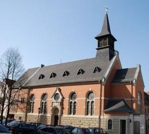 Pfarrkirche Zwickau St. Johann Nepomuk