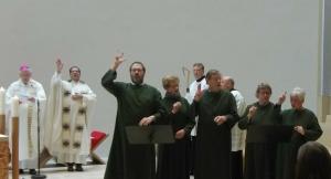 Begegnungstag mit Bischof Heinrich Timmerevers im Oktober 2017 - Propstei Leipzig. © Peter Brinker