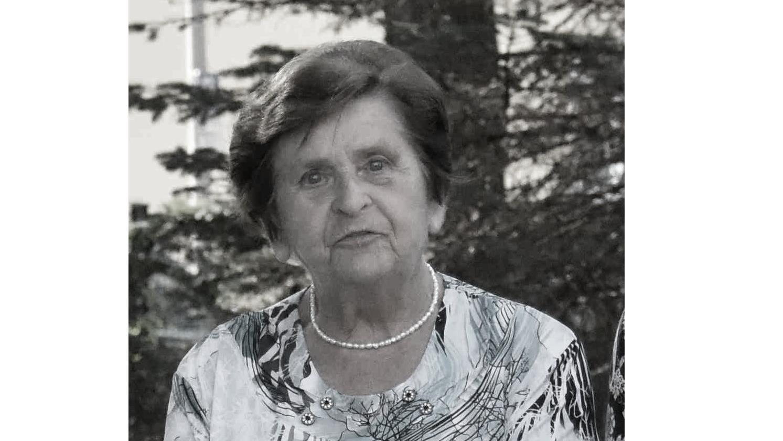 Ehemalige Seelsorgehelferin Anna Scharf (90) verstorben