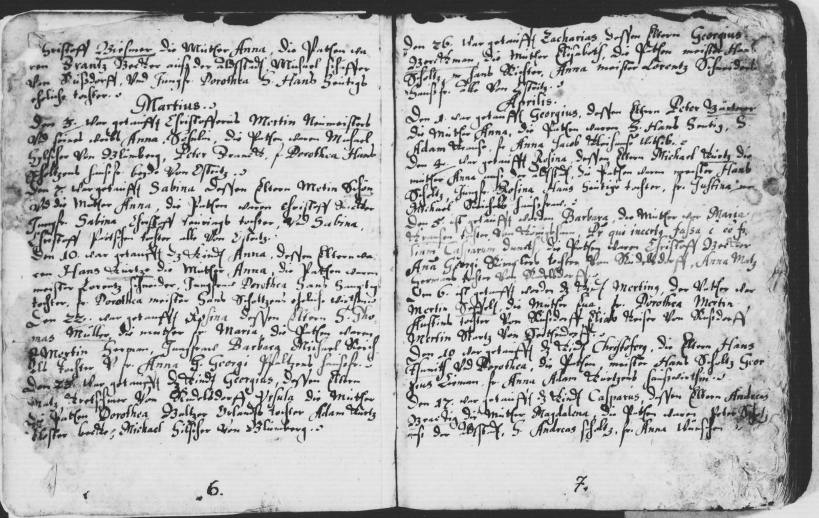 Diözesanarchiv Dresden-Meißen stellt historische Kirchenbücher online