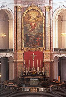 hofkirche dresden gottesdienst